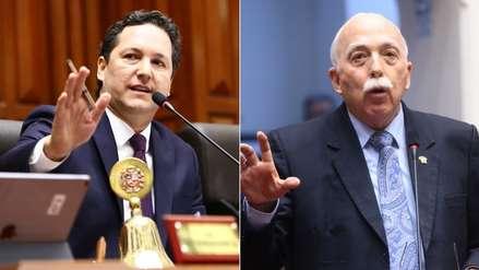 Daniel Salaverry rechazó pedido de Fuerza Popular para revisar la recomposición del Consejo Directivo