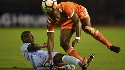 Real Garcilaso fue eliminado de la Copa Libertadores por La Guaira