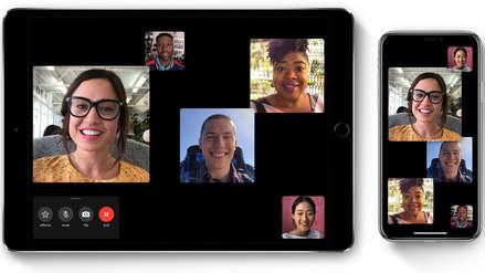 Fallo de seguridad en FaceTime da acceso al micrófono y cámara de un iPhone aunque no haya contestado