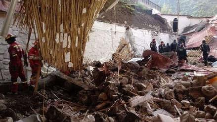 Abancay | Fiscal anuncia investigación a cuatro presuntos responsables de tragedia en hotel