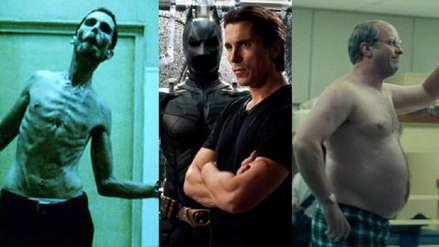 Christian Bale cumple 45 años: Las radicales transformaciones que marcaron su carrera
