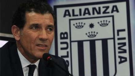 Alianza Lima   Gustavo Zevallos sobre refuerzos: