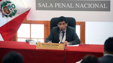 PNP dice que la hija del juez Concepción Carhuancho