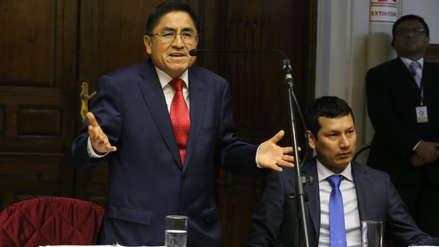 Justicia de España desestimó nuevo pedido de libertad de César Hinostroza