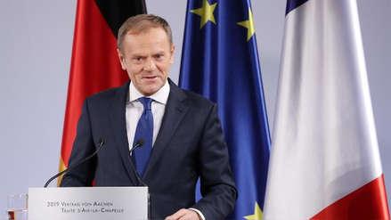 Unión Europea advierte a Reino Unido de que el acuerdo del brexit no se puede renegociar