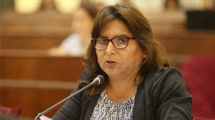 Poder Judicial ordenó el levantamiento de inmunidad de Betty Ananculi