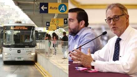Jorge Muñoz estima que en 90 días se verán estos cambios y mejoras en el Metropolitano