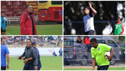 Liga 1: conoce a los 18 técnicos que dirigirán en el campeonato del fútbol peruano