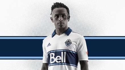 Yordy Reyna renovó su contrato con Vancouver Whicaps de la MLS