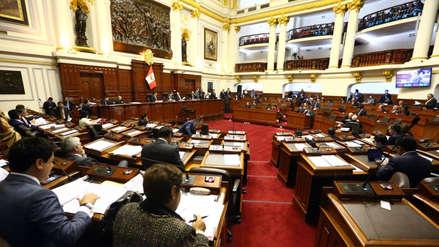 Congreso rechazó dictamen de comisión de Constitución sobre Ley Orgánica de JNJ