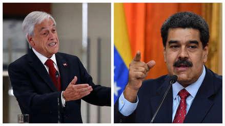 Chile exige a Venezuela la