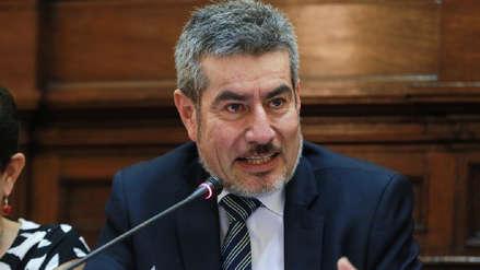 Presentan moción de interpelación contra el ministro de Cultura