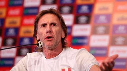 Ricardo Gareca analizó la participación de Perú en el Sudamericano Sub 20