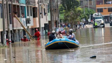 Vecinos afectados por aniego en San Juan de Lurigancho no pagarán recibo de agua de enero