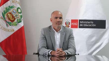 Sebastián Suito es el nuevo presidente del Instituto Peruano del Deporte