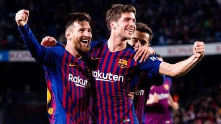 Lionel Messi: la gran jugada colectiva que puso el 6-1 definitivo del Barcelona sobre Sevilla