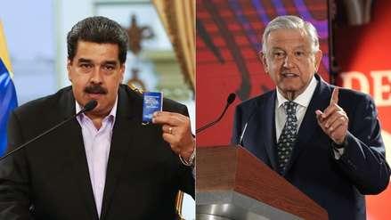 ¿Por qué México reconoce a Maduro como presidente a diferencia de la mayoría de países americanos?