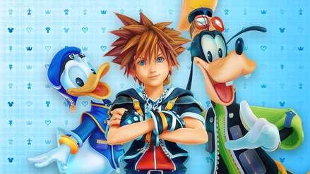 Kingdom Hearts 3 vende más unidades que Resident Evil 2 en Japón