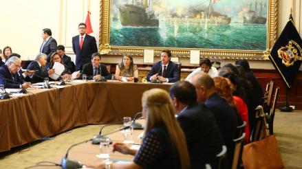 Consejo Directivo del Congreso aprobó la recomposición de comisiones parlamentarias