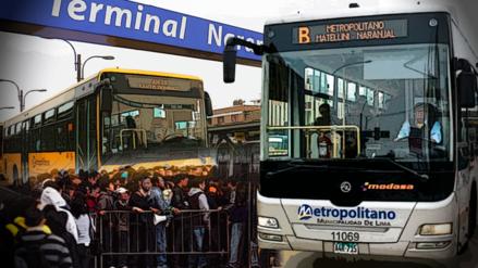 ¿Qué mejoras en el Metropolitano anunció Jorge Muñoz y cómo beneficiarán a los usuarios?