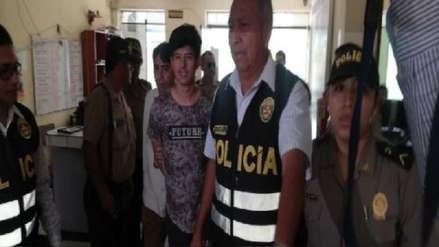 Trasladan a Lima a joven intervenido por caso de hija del juez Concepción Carhuancho