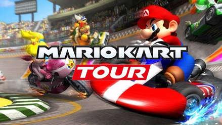 Nintendo retrasa el lanzamiento del juego móvil Mario Kart Tour hasta la segunda mitad del 2019