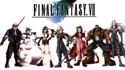 Inteligencia artificial crea una remasterización de Final Fantasy VII mejor que las versiones oficiales