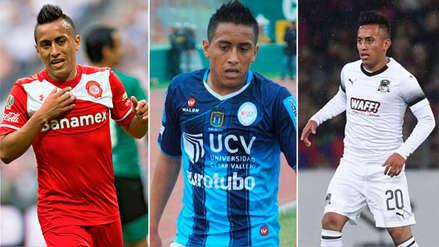 ¡Ahora Independiente! Todas las camisetas que ha vestido Christian Cueva en su carrera