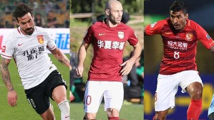 Roberto Siucho al Guanzhou Evergrande: las figuras con las que jugará en la Superliga de China