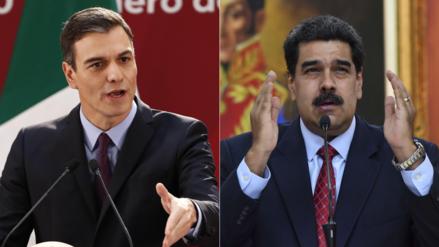 España y la Unión Europea exigen a Venezuela la liberación inmediata de periodistas de agencia española