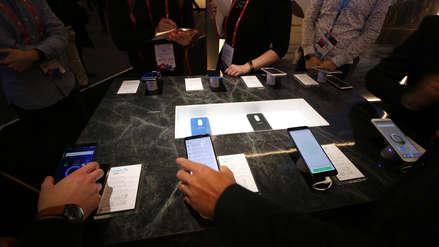 Así va la tabla de posiciones en la telefonía móvil:  Samsung pierde terreno y Huawei empata con Apple
