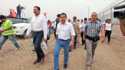 Ollanta Humala dice que colaborará en investigación a exministro vinculado con el 'Club de la Construcción'
