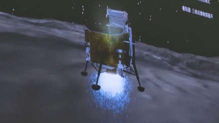 La sonda china Chang'e 4 'despertó' tras dos semanas de noche lunar