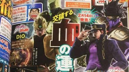 Jump Force | Jotaro y Dio de Jojo's Bizarre Adventure se unen al elenco de luchadores