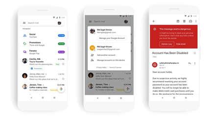 Gmail: consigue el nuevo diseño en tu celular Android