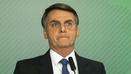 Jair Bolsonaro salió de la unidad de cuidados intensivos y está listo para despachar
