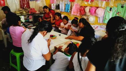 Conozca a los niños artesanos de Monsefú que aprenden la técnica ancestral del bordado a mano