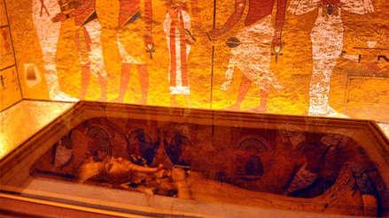 La tumba de Tutankamón fue restaurada y presentada al público tras diez años de trabajos [FOTOS]