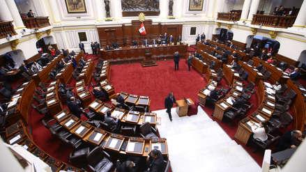 Pleno del Congreso aprobó la Ley Orgánica de la Junta Nacional de Justicia