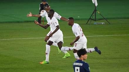 Qatar hizo historia y ganó su primera Copa Asia tras derrotar a Japón