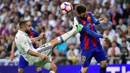 Real Madrid vs. Barcelona | Se definieron las semifinales de la Copa del Rey