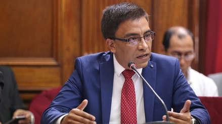Vieira plantea que jueces y fiscales esperen tres años para postular a cargos públicos