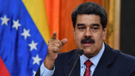 Estados Unidos amenaza a Nicolás Maduro con la prisión de Guantánamo si no deja el poder