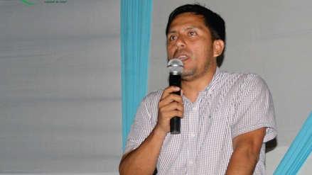 Video   Compositor peruano José Escajadillo realizó acalorado reclamo en un parque