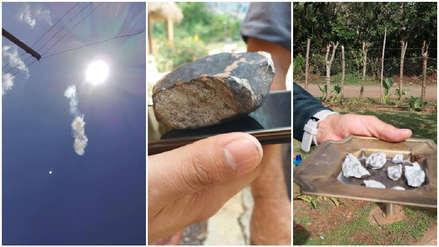 Una fuerte explosión en Cuba es atribuida al impacto de un meteorito