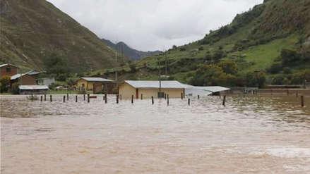 FOTOS | Este es el panorama en zonas de Pasco afectados por fuertes lluvias