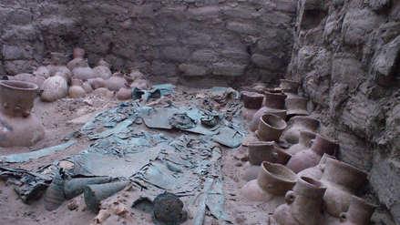 Descubren tres tumbas de la élite Mochica en Úcupe