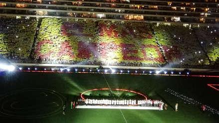 Universitario de Deportes: revive la presentación oficial del plantel en la 'Noche Crema'