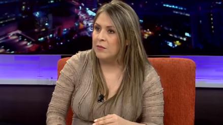 Vilcatoma presentó moción de interpelación contra ministro de Justicia por acuerdo con Odebrecht