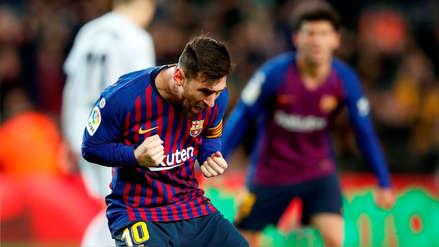 Barcelona se pronunció sobre la lesión de Leo Messi previo al duelo ante Real Madrid